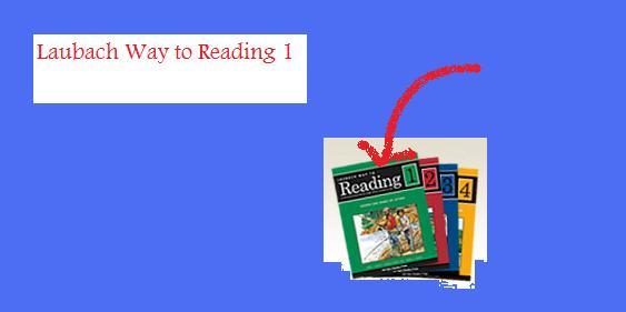 Laubach Way to Reading 1